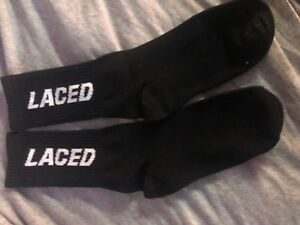 Laced Sports Socks - 2 Pairs