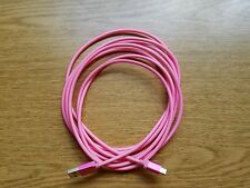 10ft super high quality fast Charger Cable pink Cord for i Phone US Seller