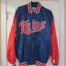 Otis Nixon Minnesota Twins Game Team Issue Starter Jacket #1  1998