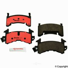 Disc Brake Pad Set-Brembo Front,Rear WD Express 520 01540 253