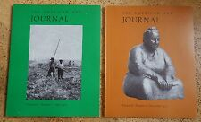 The American Art Journal - 1973 FULL YEAR, VOLUME 5, # 1 & 2 MINT