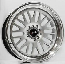 "19"" NEW XXR 531 SILVER POLISHED NEW WHEELS AND TYRES XXR WHEELS"