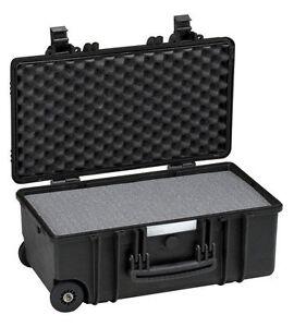 Explorer Cases 5122B valigia stagna con trolley  in resina personalizzabile