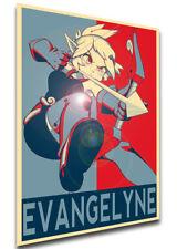 Poster Propaganda - MA0268 Wakfu - Evangelyne