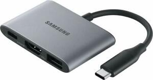 Samsung EE-P3200 Multiport Adapter USB-C (EE-P3200BJEGWW) Video Output up to 4K