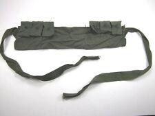 USGI M79 40mm BANDOLIER 2 POCKET POUCH VIETNAM UNMARKED BANDOLEER USA AIRSOFT