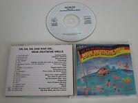 Various Artists / Da,Da, Da , Das War Die German Wave (Repertoire RR 4003-CM) CD