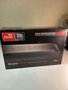2008 Sling Media Slingbox Pro-HD Model - Digital Media Streamer Box (SB300-100)