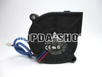 DELTA BFB0612H Daul ball Blower turbo fan DC12V 0.36A 4.32w 60*60*25mm 3pin