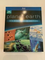 2011 Planet Earth BBC Earth Blu-ray Six Disc Special Edition