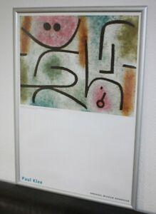 Paul Klee  Bauhaus  Poster Konkrete Kunst