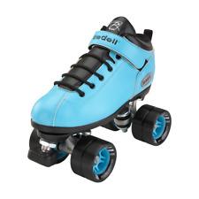 Riedell Dart roller skate quad unisex size 2 blue