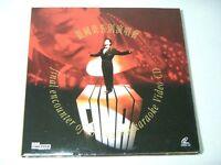 Leslie Cheung 張國榮 Final Encounter of The Legend karaoke Video CD(2CD)
