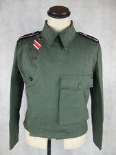 WWII German WH Assault Gun HBT Wrapper Tunic Jacket
