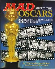 MAD MAGAZINE ABOUT THE OSCARS SC TPB 38 MOVIE SPOOFS 18 BEST PICTURE WINNERS NEW