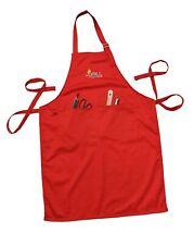 Grillschürze Küchen-Schürze Kochschürze Aufschrift Stickerei Grill Geschenk-Idee