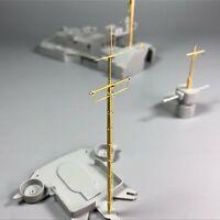 1 Set 1/200 Scale Mast Detail-Up Bell for Bismarck Battleship CYG019 Model Ship