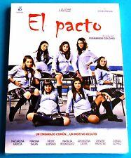 EL PACTO Fernando Colomo - Mini serie - Digipack - Precintada