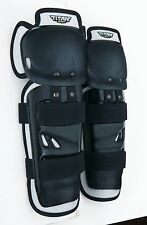 Fox Racing Titan Sport Knee/Shin Guard Black Protection Off Road Dirt Bike 04268