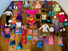 Barbie Doll Clothes Shoes Bags Jewelry Lot