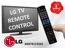 GENUINE LG TV REMOTE CONTROL  AKB74115502