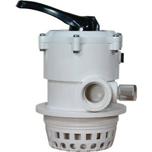 NEW 1.5in  Plastica Top Mount Multiport Valve BRANDED QUALITY PRODUCT IN UK