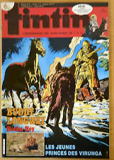 BD Comics Magazine Hebdo Journal Tintin No 2 41e 1986 Buddy Longway