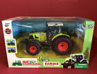 New Farmsland Uni Fortune 1/32 Battery Operated Claas Atles 936 RZ Tractor MIB