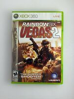 Tom Clancy's Rainbow Six: Vegas 2 - Xbox 360 Game - Complete & Tested