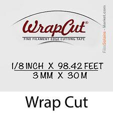 """""""WrapCut"""" - 30m, -Faden coupe vinylfolie, klebstoff, abdeckung, wrap, Faden Band"""