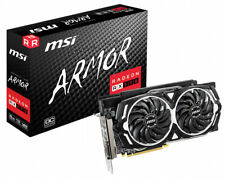 MSI Radeon RX 590 Armor 8GB GDDR5 Graphics Card