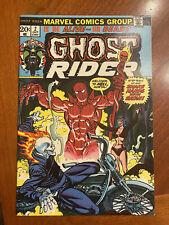 Ghost Rider # 2 1st Full App. Daimon Hellstrom.VF/NM