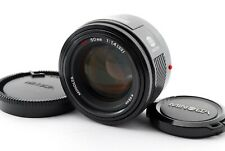 Minolta AF 50mm F/1.4 Prime Lens For Sony Excellent++++ Japan Tested Fedex #7005