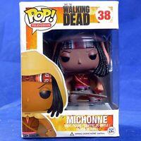 Funko Pop! Vinyl Figure Television AMC The Walking Dead #38 Michonne Vaulted