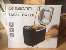 Ambiano Bread Maker 550W LCD Display Panel Excellent Reviews New In Sealed Box