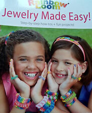 Jewelry Made Easy With The Rainbow Loom & Rubber Bands  Leisure Arts  Leaflet
