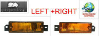 BMW E30 3 Series (87-91) Front Turn Signals Indicators Corners Lights LEFT+RIGHT