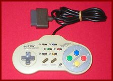 Official ASCII Controller for the Nintendo Super Famicom System SNES TESTED!