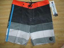 NEW BILLABONG MENS 34 BOARDSHORTS SHORTS $65 Retail Swimsuit Stripes