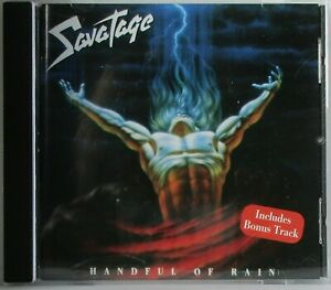 Savatage-Handful Of Rain CD 1998Re-Release