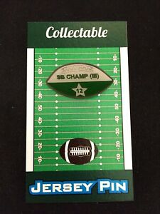 New York Jets Joe Namath football lapel pin-Collectible-BROADWAY Joe