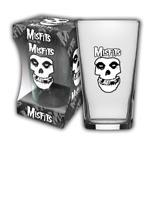MISFITS - PINT GLASS - BRAND NEW - MUSIC BGMST049