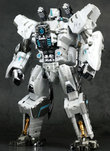 GT-10A Gorilla White Version | Generation Toy