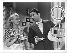 Penny Singleton, Arthur Lake still BLONDIE'S BIG MOMENT (1947) #1, MINT SHARPEST
