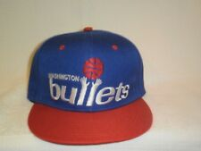 MITCHELL & NESS--WASHINGTON BULLETS--NBA--SNAPBACK CAP
