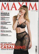 Maxim 2014 6.Elenoire Casalegno,Francesco Arca,Novak Djokovic,Mariela Garriga,jj