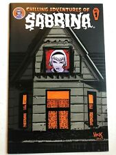 CHILLING ADVENTURES OF SABRINA #1 ARCHIE COMIC PUBLICATIONS