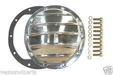 """Diff Differential Cover polished aluminum GM 8.5"""" Truck car 10 bolt camaro chevy"""