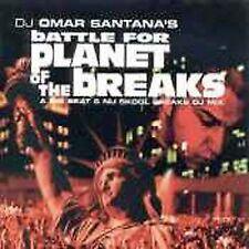 Battle for Planet of the Breaks: A Big Beat & Nu Skool Breaks DJ Mix, Santana, O