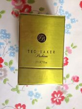 NEW⭐️TED BAKER⭐️PASHION MAN⭐️30ml EDT Eau de Toilette Aftershave